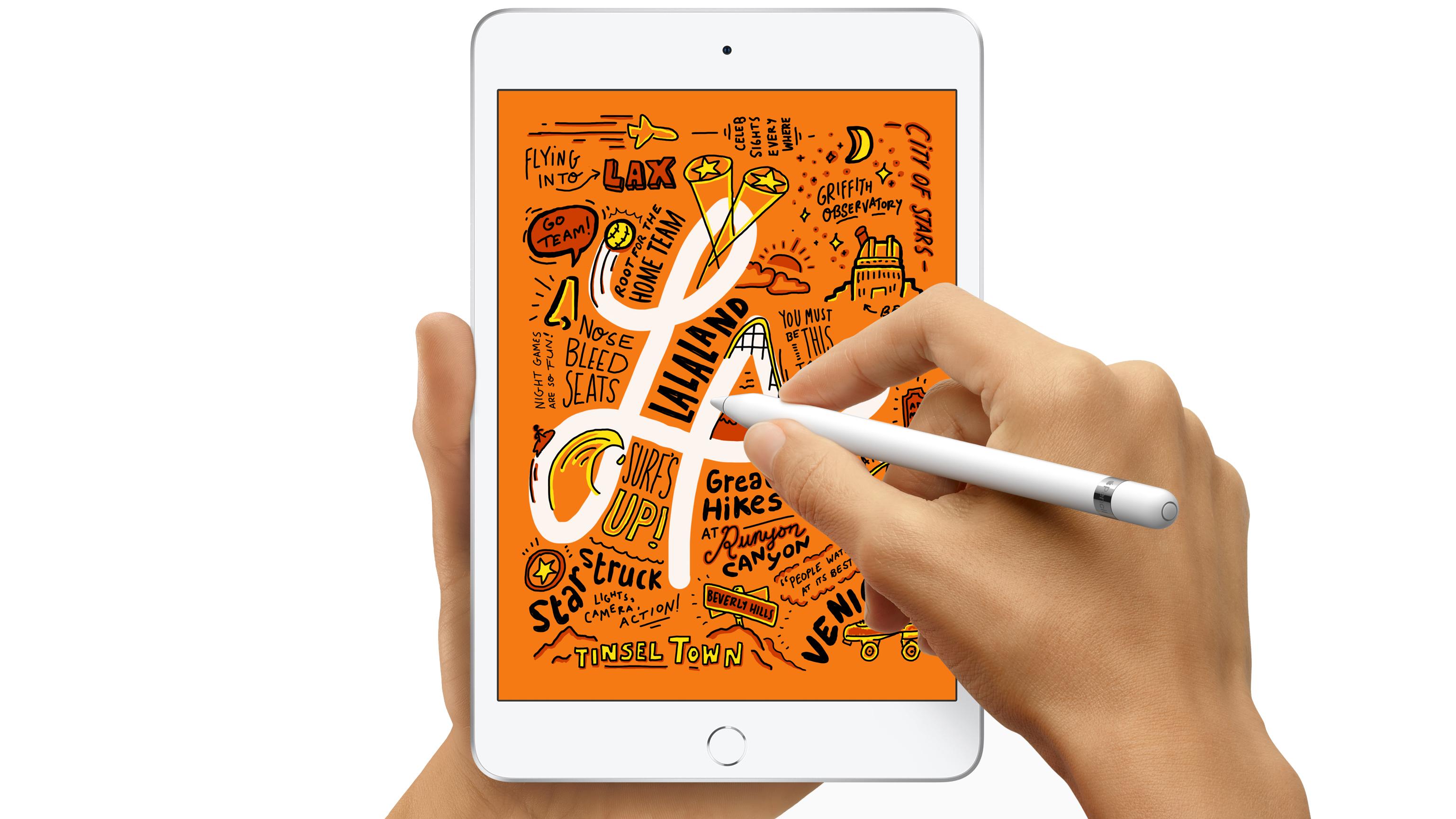 Csendben, fű alatt bemutatkoztak a legújabb iPadek
