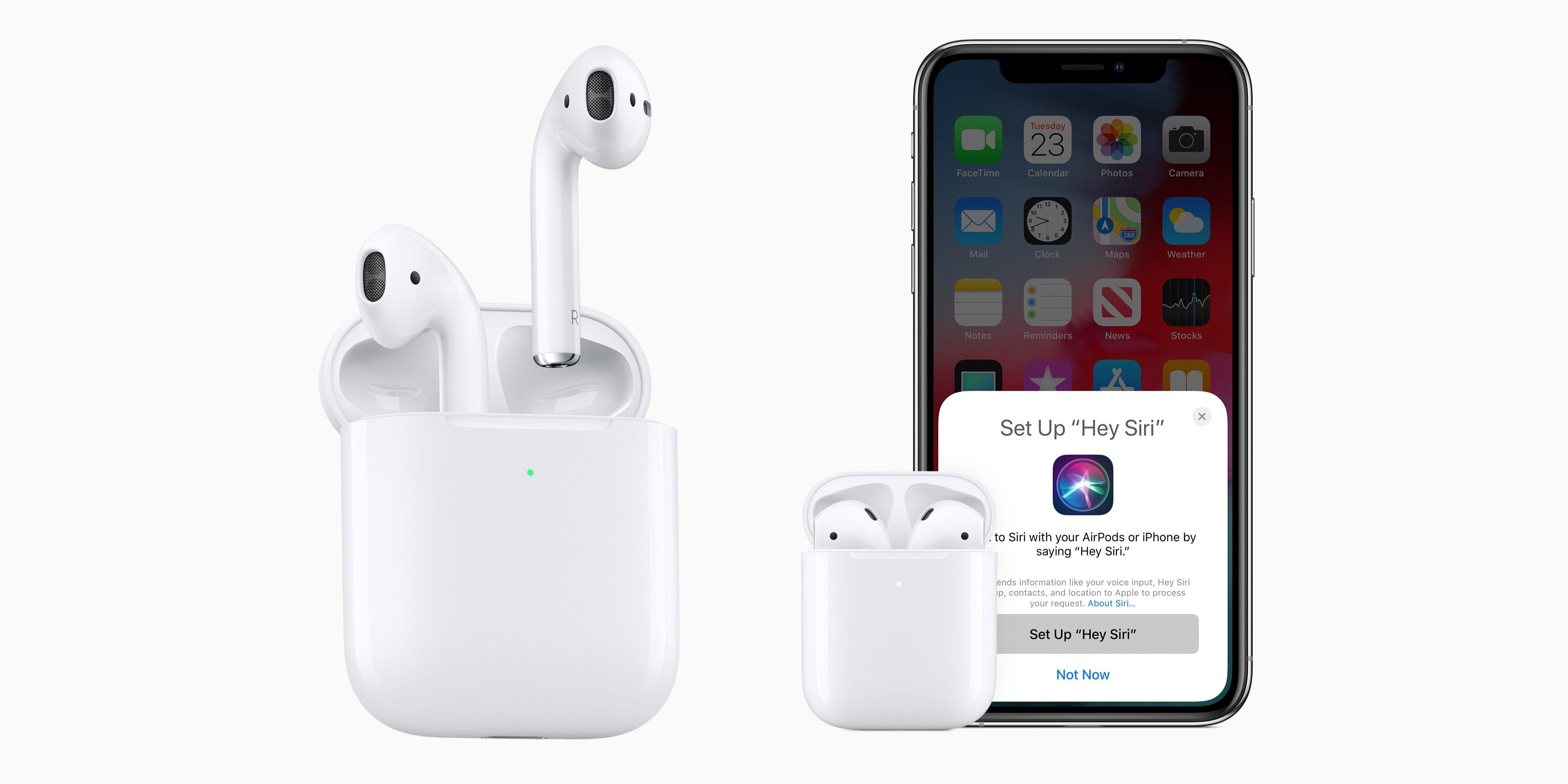 b941e215b4c5 Megjelent az új AirPods! - Apple Hírek