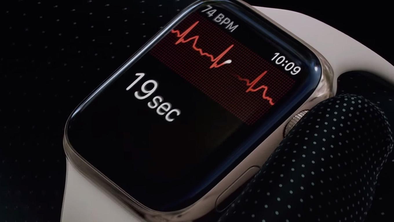 Hamarosan érkezhet a Series 4 EKG-ja Európába
