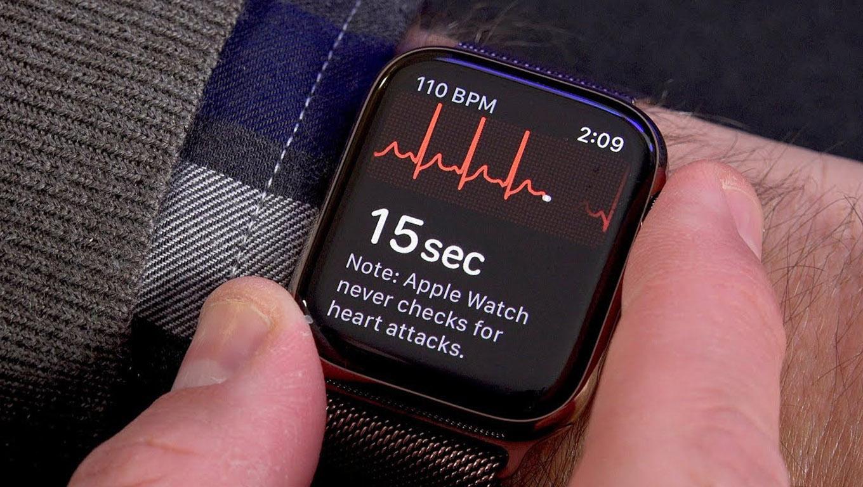 Először szkeptikus volt, de végül megmentette az életét az Apple Watch