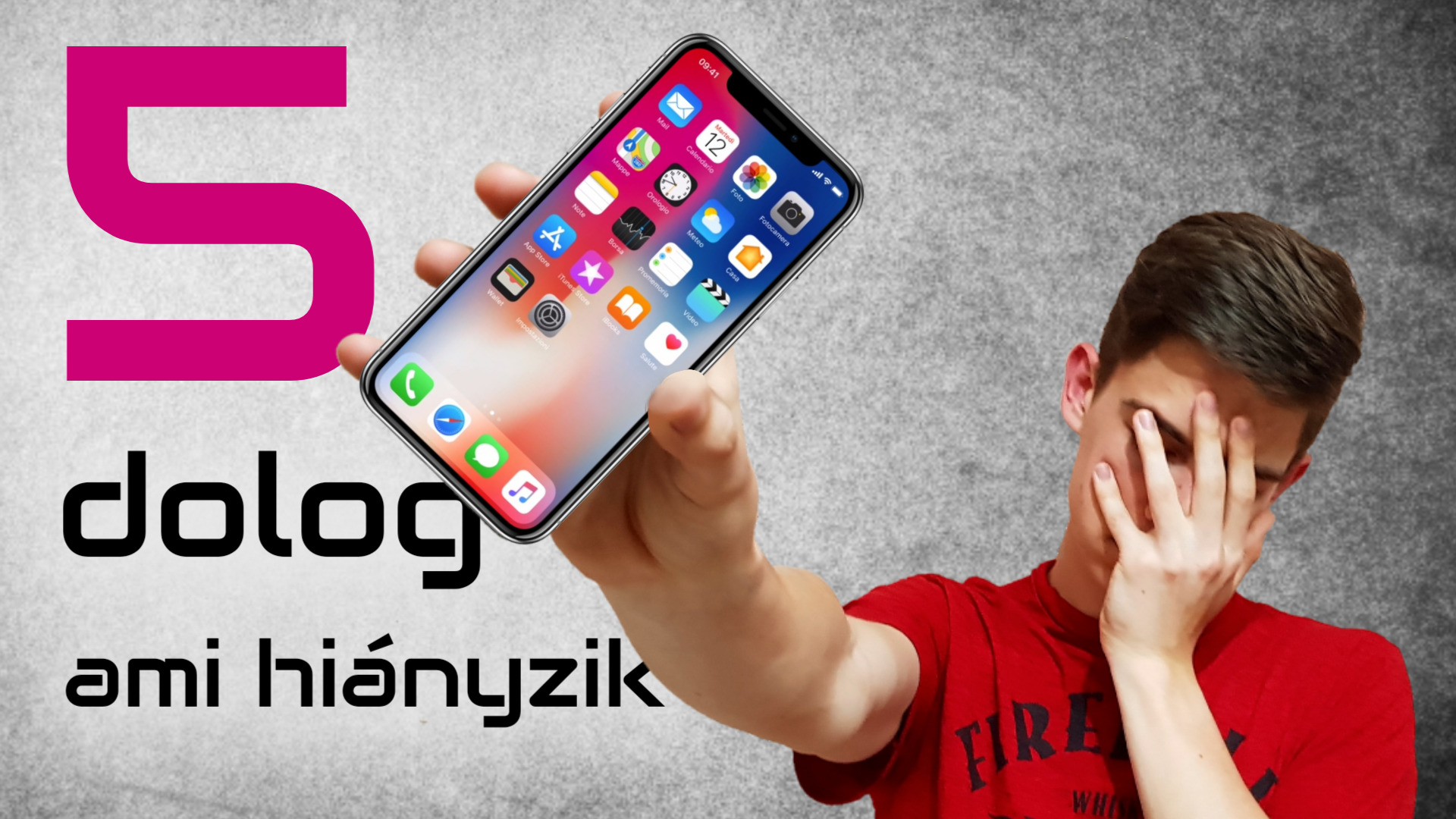Mit hiányolok az iPhone-okból?
