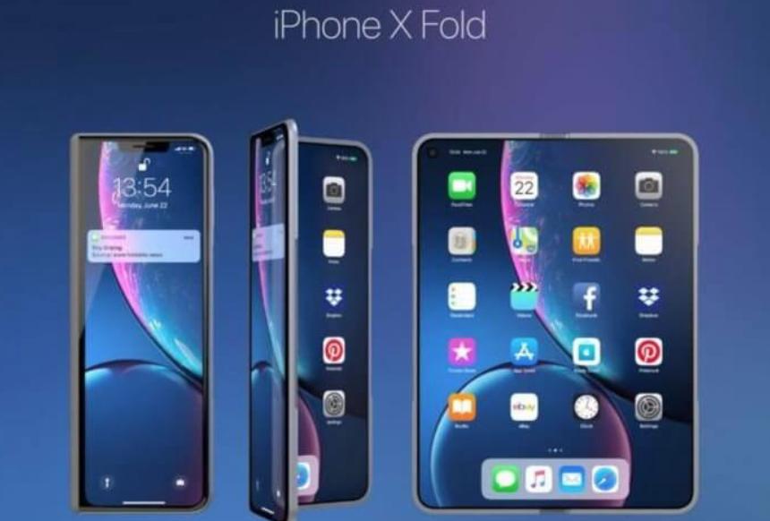 Szerintetek az Apple bemutatja ősszel a kinyitható iPhone-t?