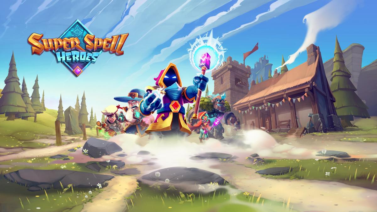 Super Spell Heroes・Tesztlabor