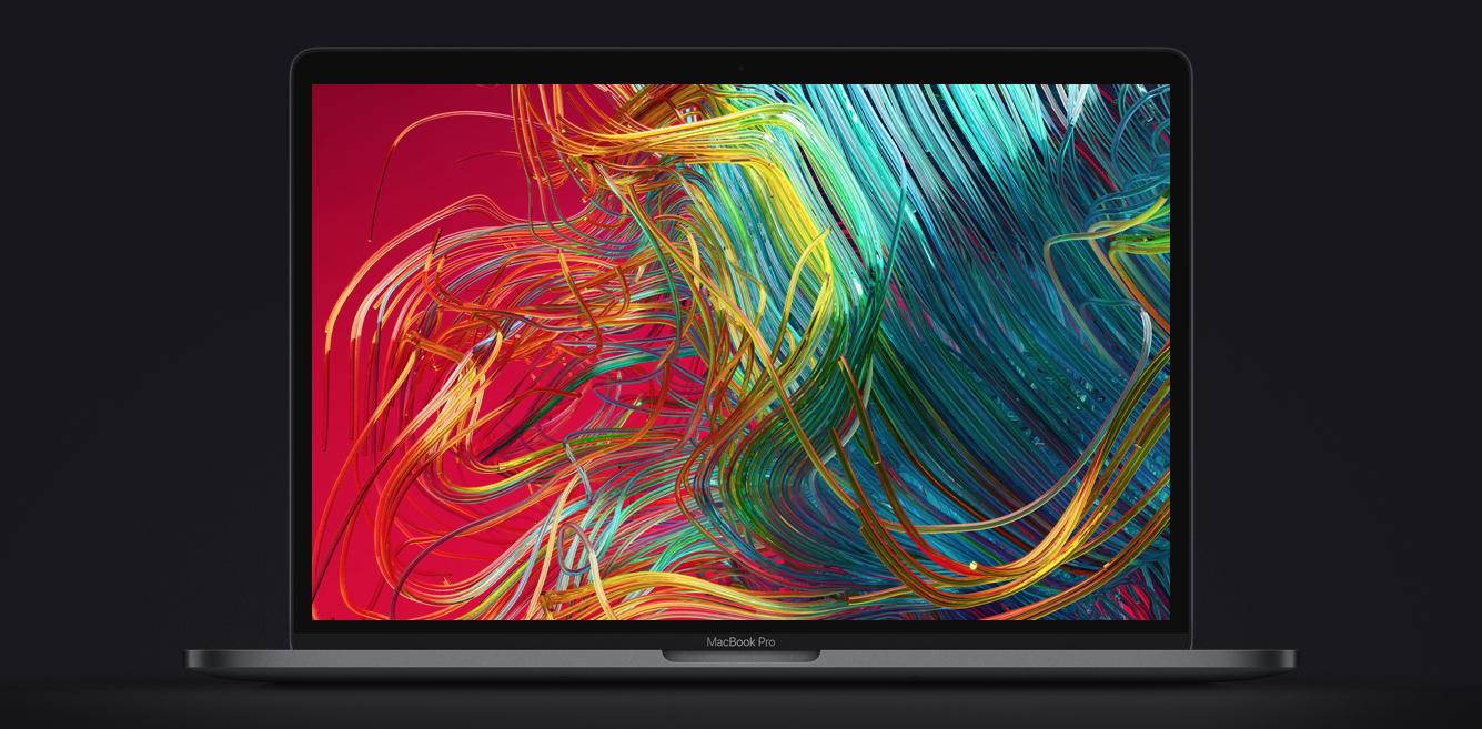 Az Apple frissítette a MacBook Pro modelleket
