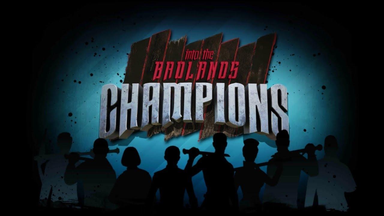 Into the Badlands Champions・Tesztlabor