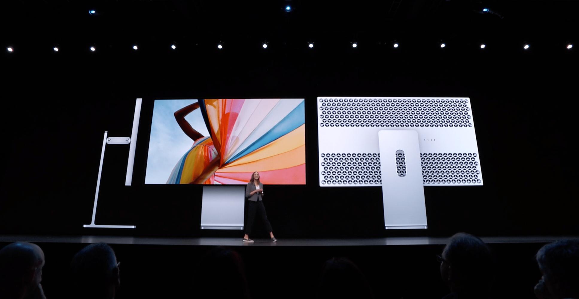 WWDC 2019: Az Apple leleplezett egy 32 hüvelykes 6K-s LCD monitort