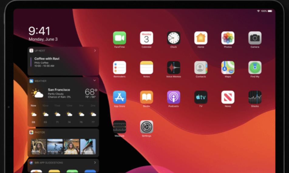 Rengeteg újdonság az iPadOS-ből [videó]