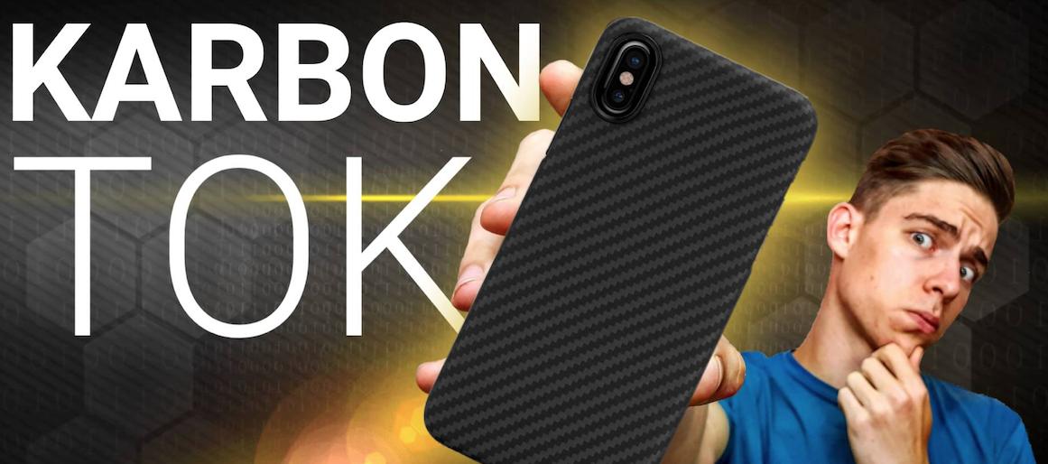 Prémium telefontok karbonból - Pitaka - [videó]