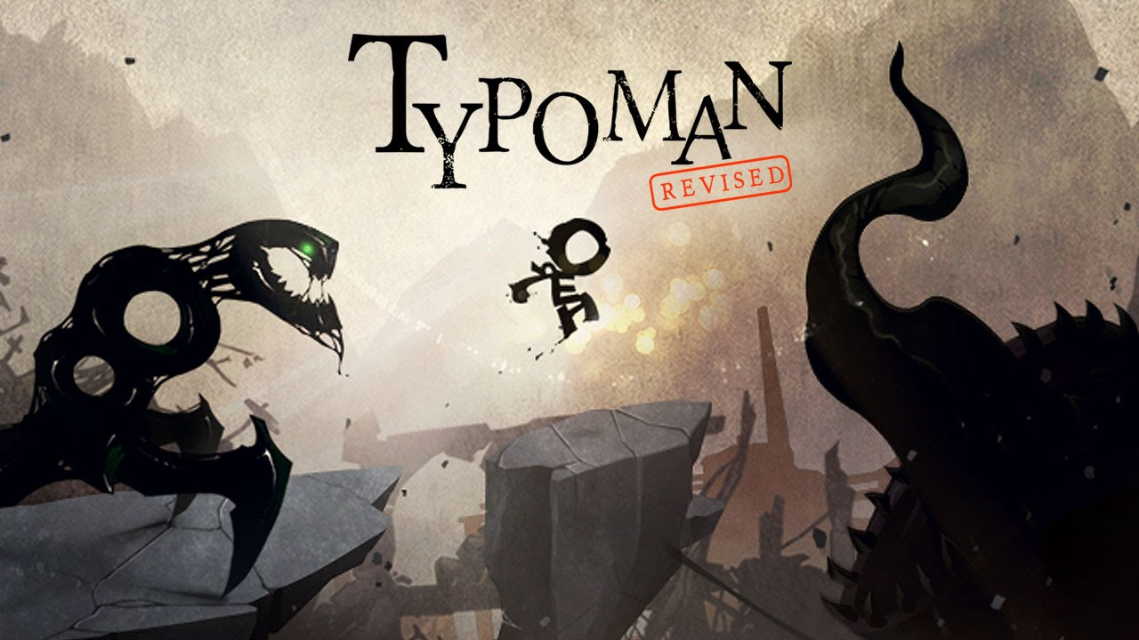 Typoman Revised・Tesztlabor