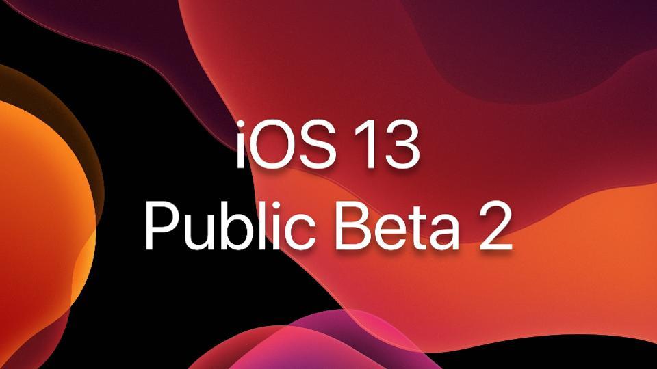 Befutott az iOS 13 publikus bétájának második verziója!
