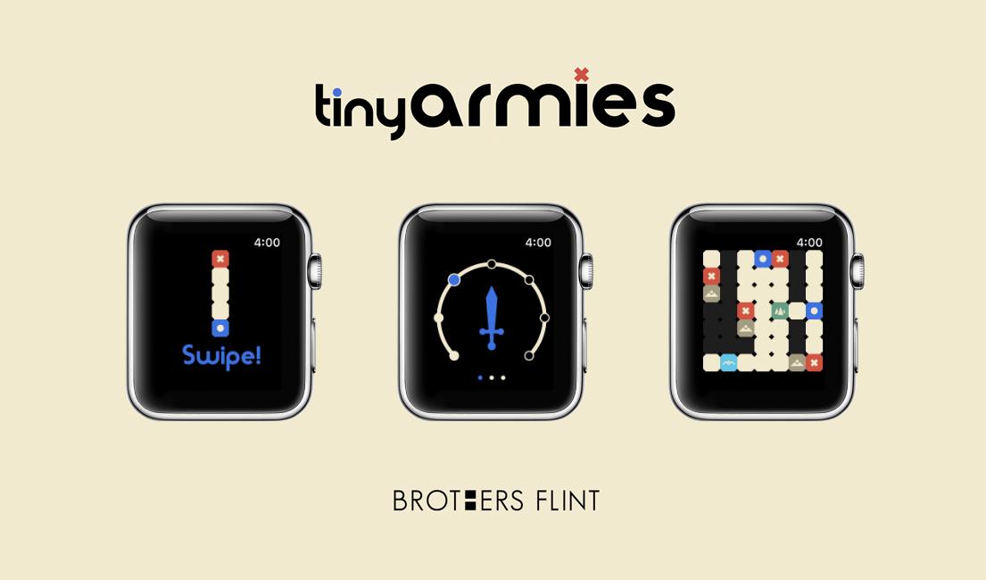 Tiny Armies・Watchlabor