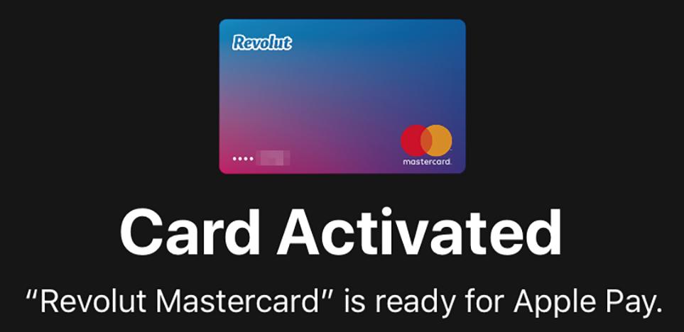 Mostantól hivatalosan is működik a Revolut kártyákkal az Apple Pay Magyarországon