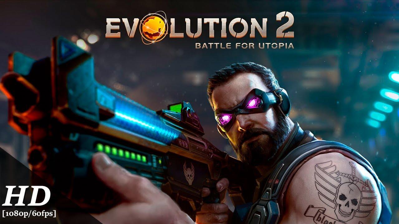 Evolution 2・Tesztlabor