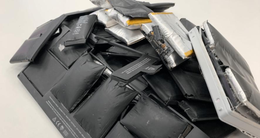Valóban olyan könnyen kigyulladnak a felfújódott akkumulátorok?