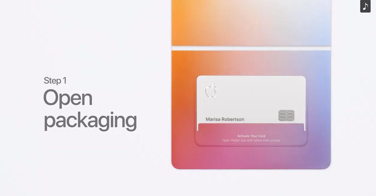 Apple Card aktiválása egyszerűen [videó]