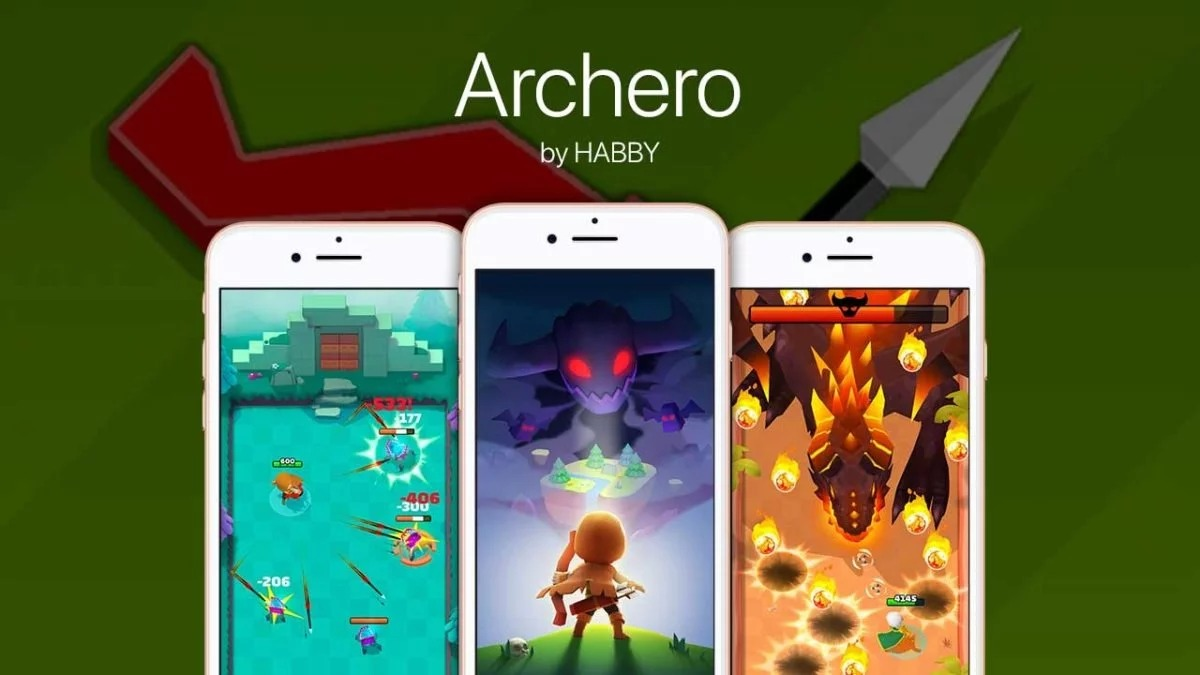 Archero・Tesztlabor