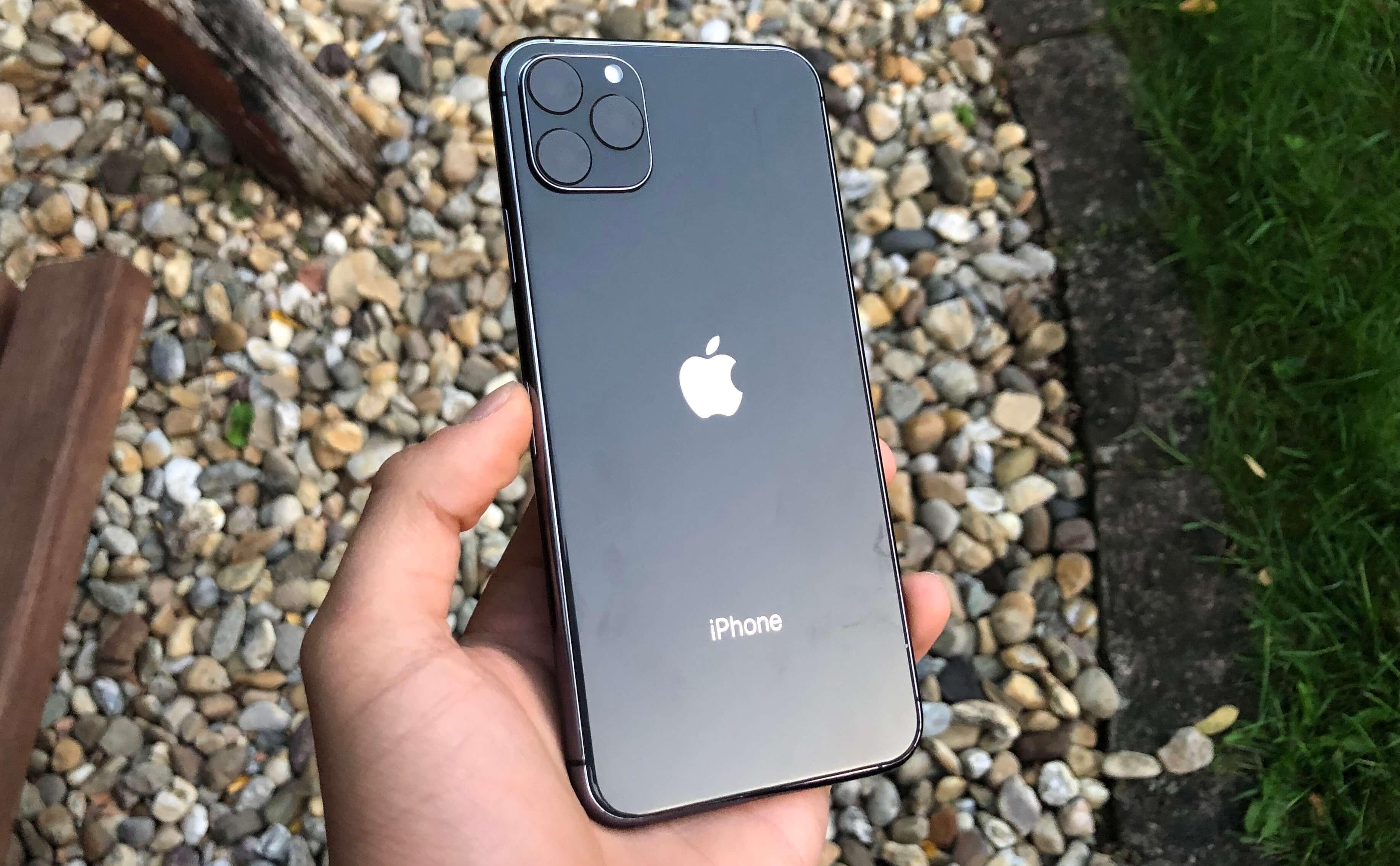 Kezünkben a 'majdnem' iPhone 11!