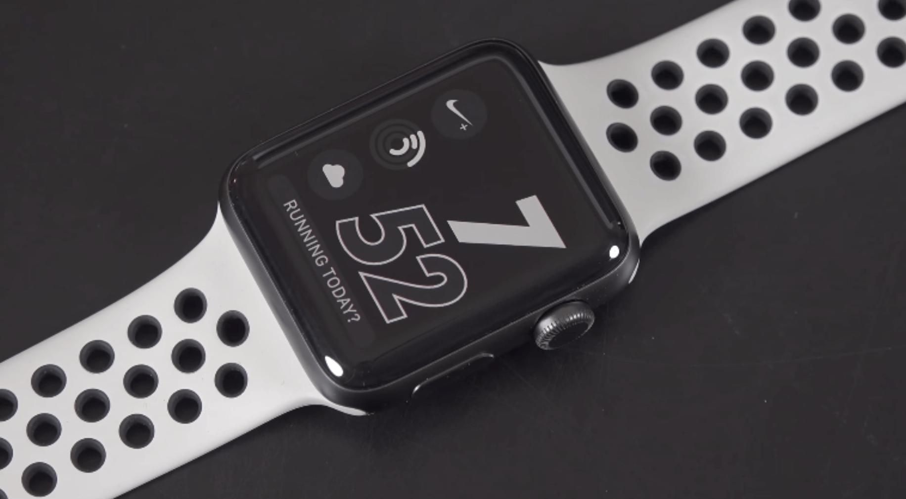Új Apple Watch szabadalmakat jegyeztetett be az Apple