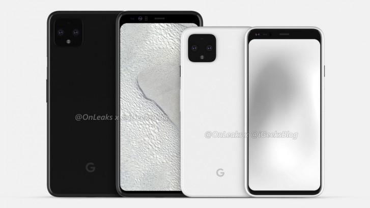 Igen komoly a hasonlóság a Google Pixel 4 és az iPhone 11 hátlapi kamerája között