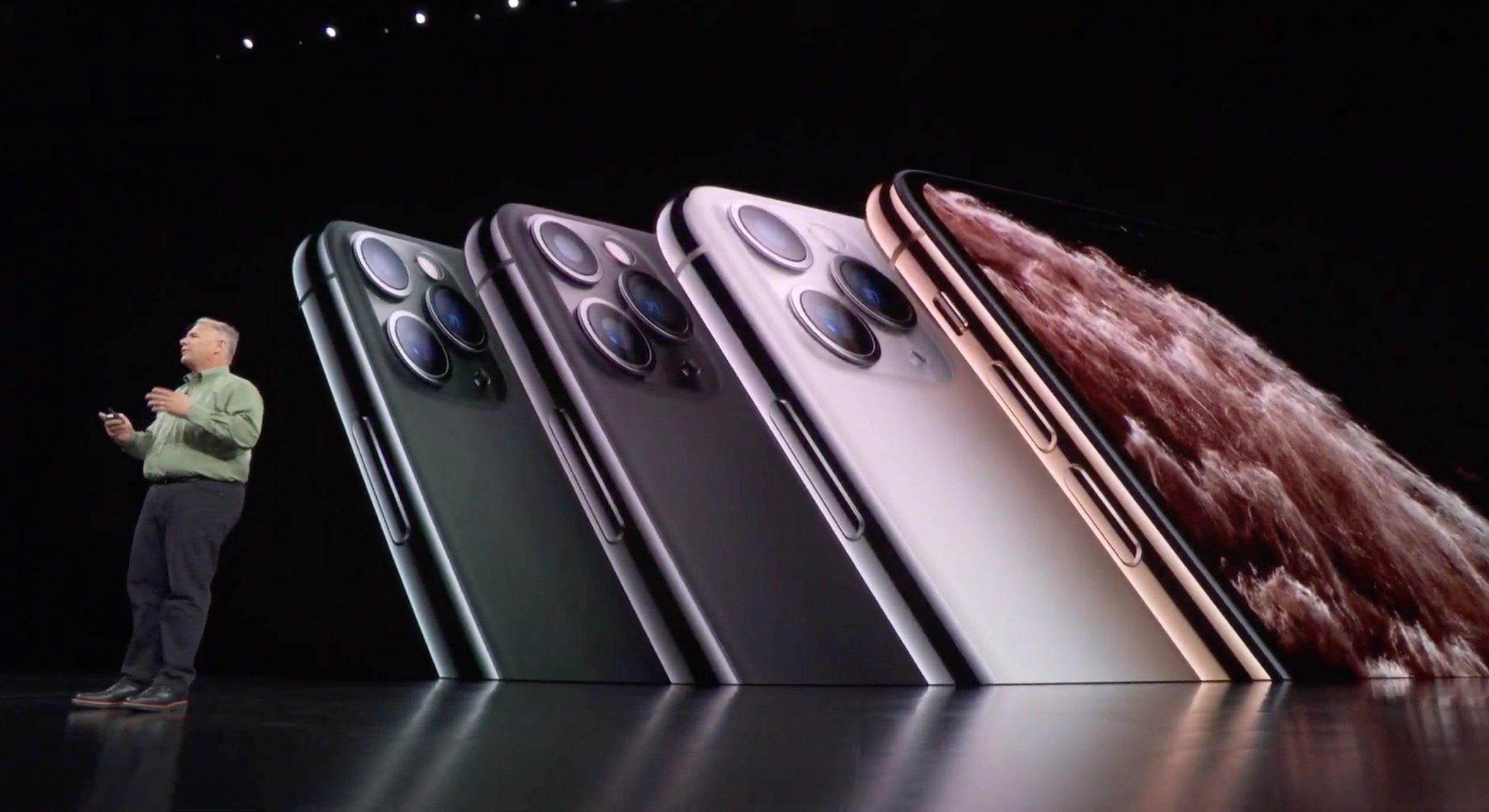 iPhone 11 /  iPhone 11 Pro / iPhone 11 Pro Max hivatalos árak