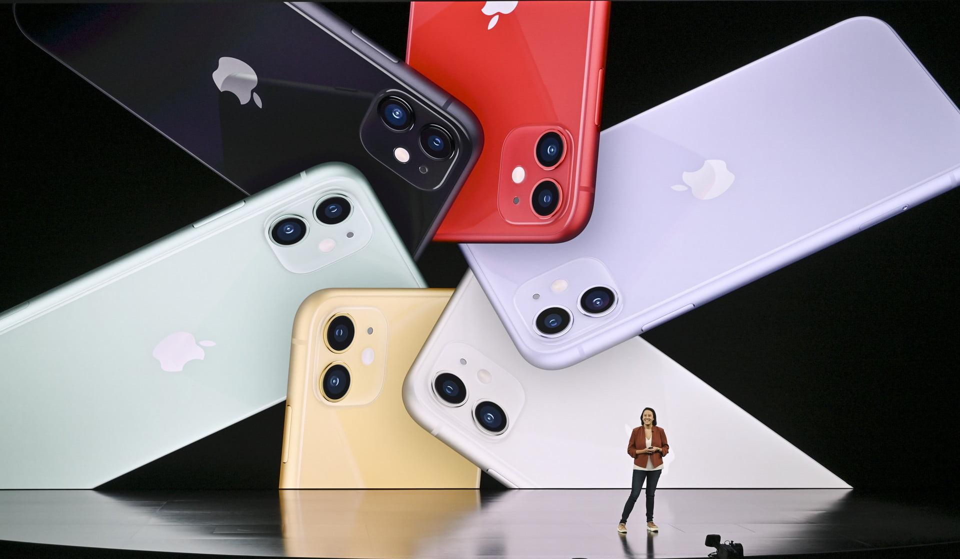 Itt van minden, amit az Apple bejelentett az iPhone 11 eseményen