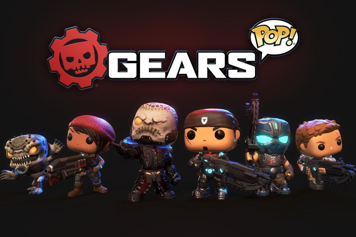 Gears POP・Tesztlabor