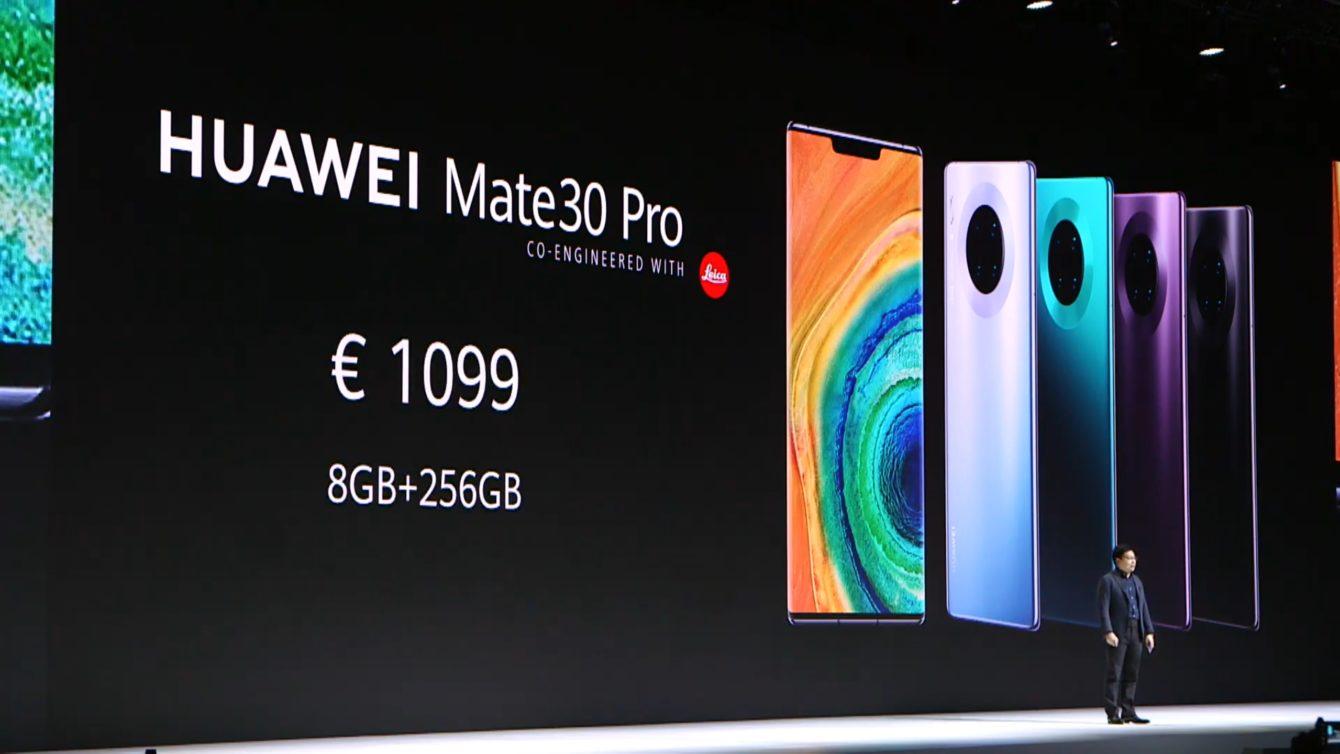 Google Play áruház nélkül érkezik a Huawei Mate 30 és Mate 30 Pro