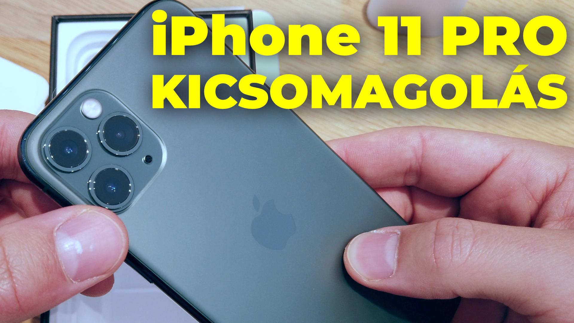 Megjártuk Bécset és elsők közt vettük meg a legújabb iPhone-okat Apple Pie-jal [Videó]