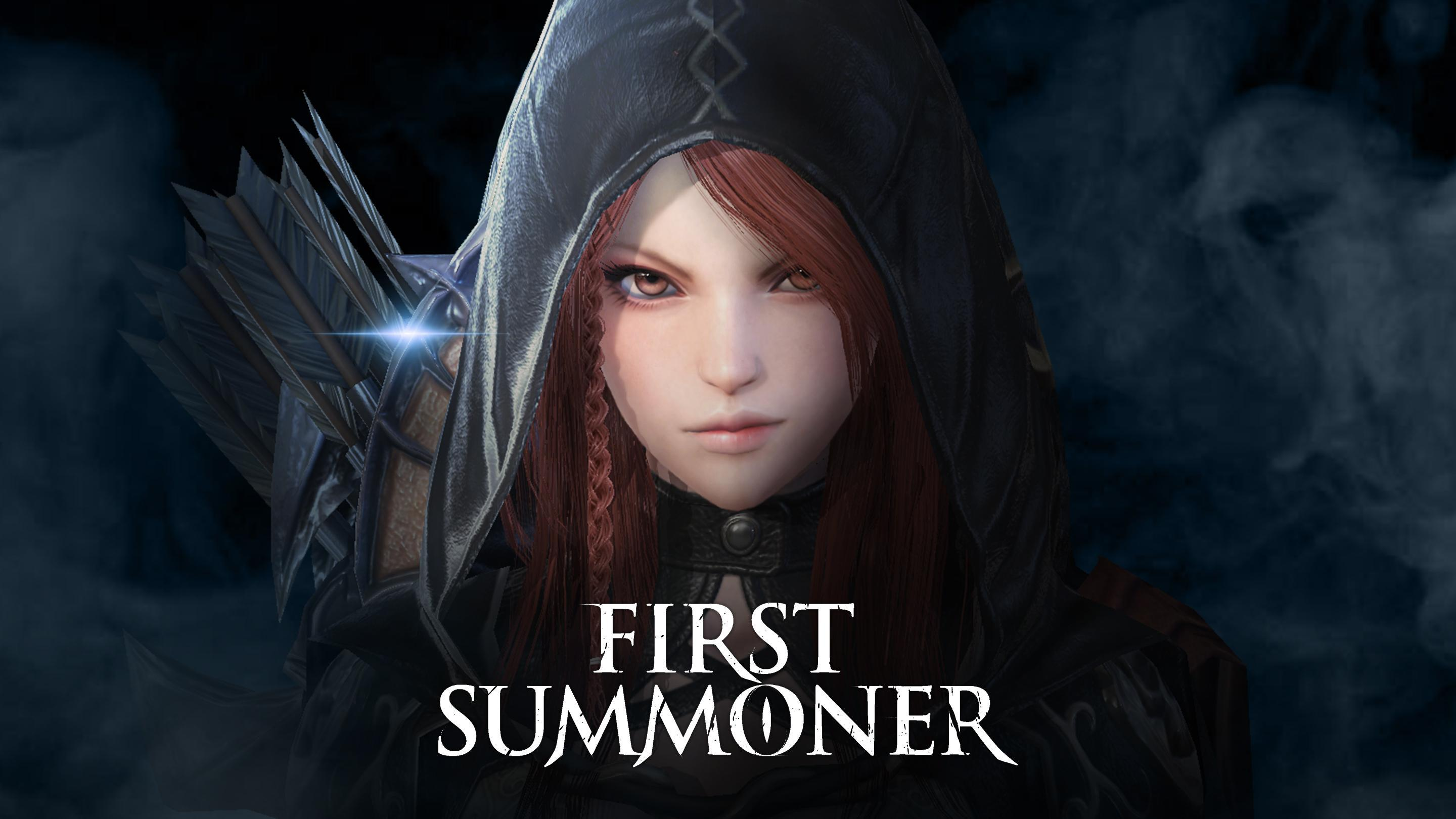 First Summoner・Tesztlabor