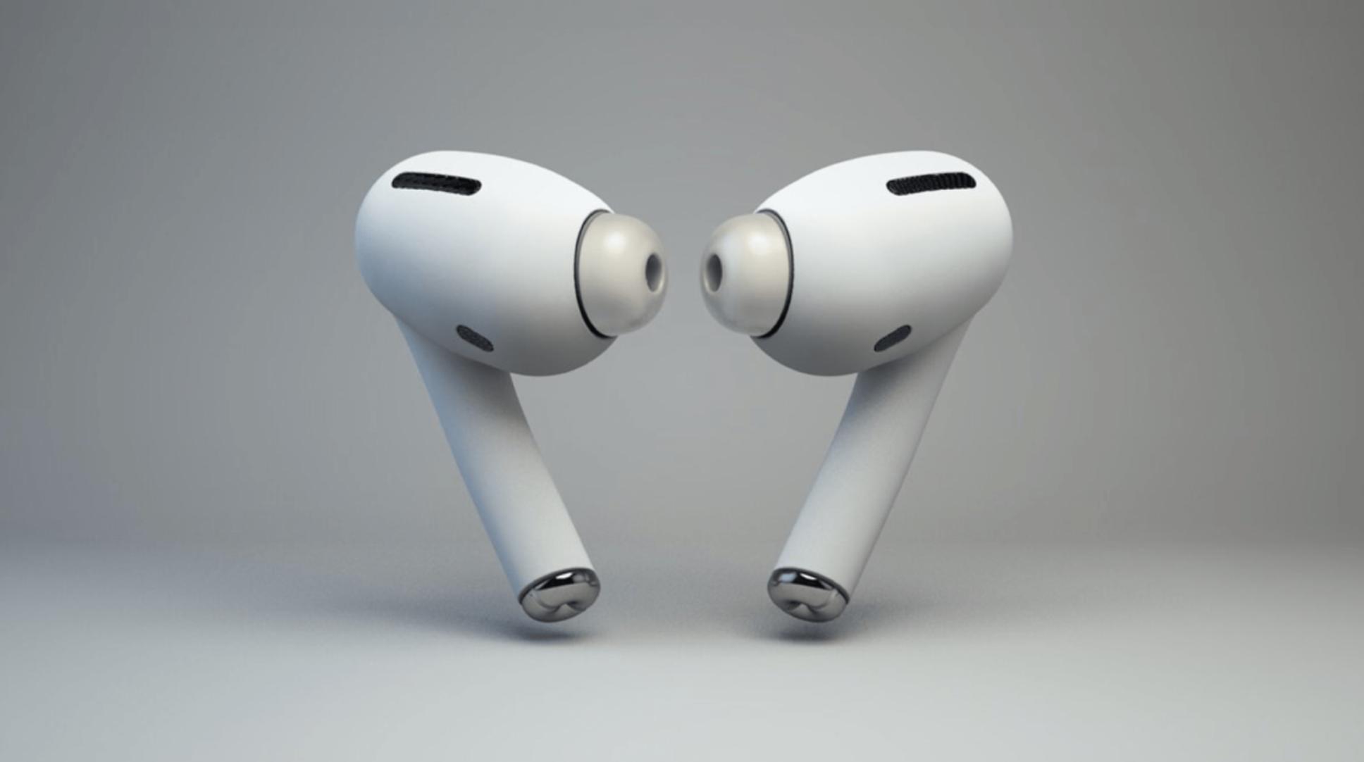 Új, zajszűrős Apple AirPods a láthatáron