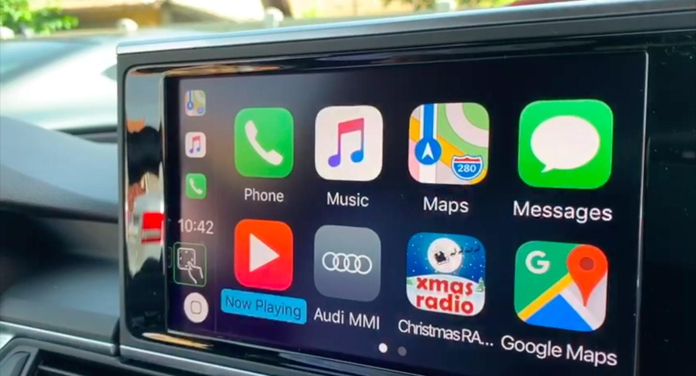 CarPlay telepítés egyszerűen, utólag [videó]