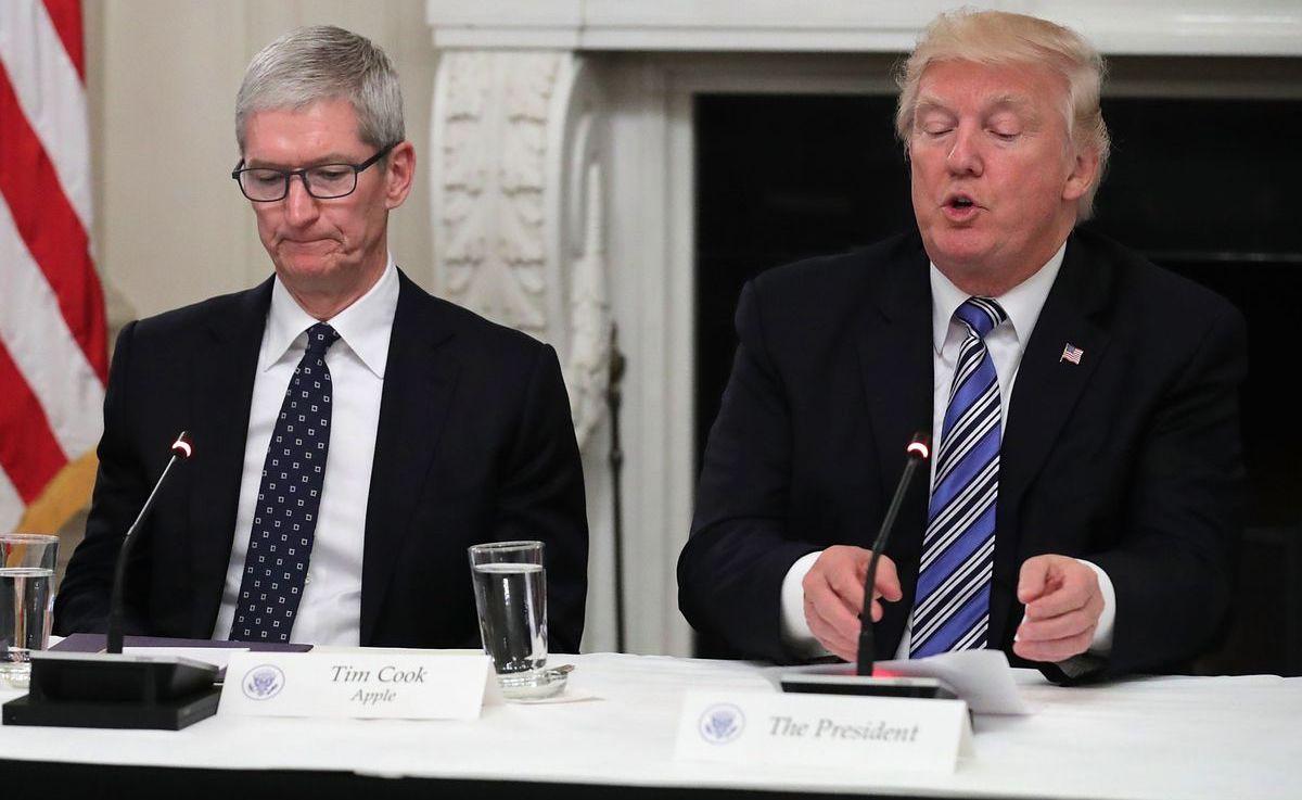Donald Trump sem lendült még túl a Home gomb elvesztésén