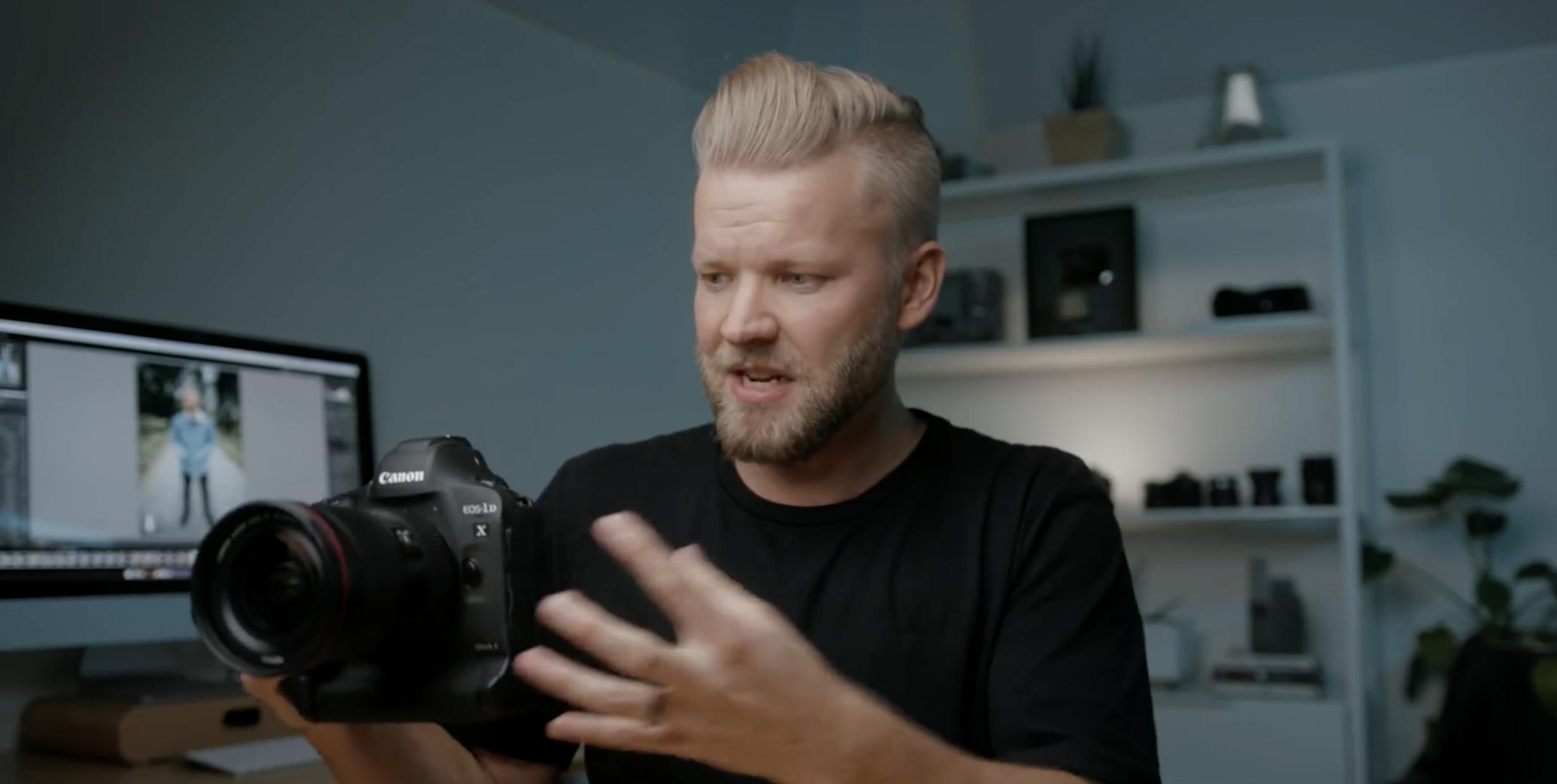 iPhone 11 Pro vs Canon DSLR kamerateszt [videó]