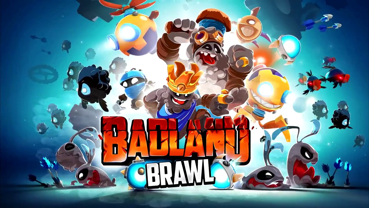 Badland Brawl・Tesztlabor