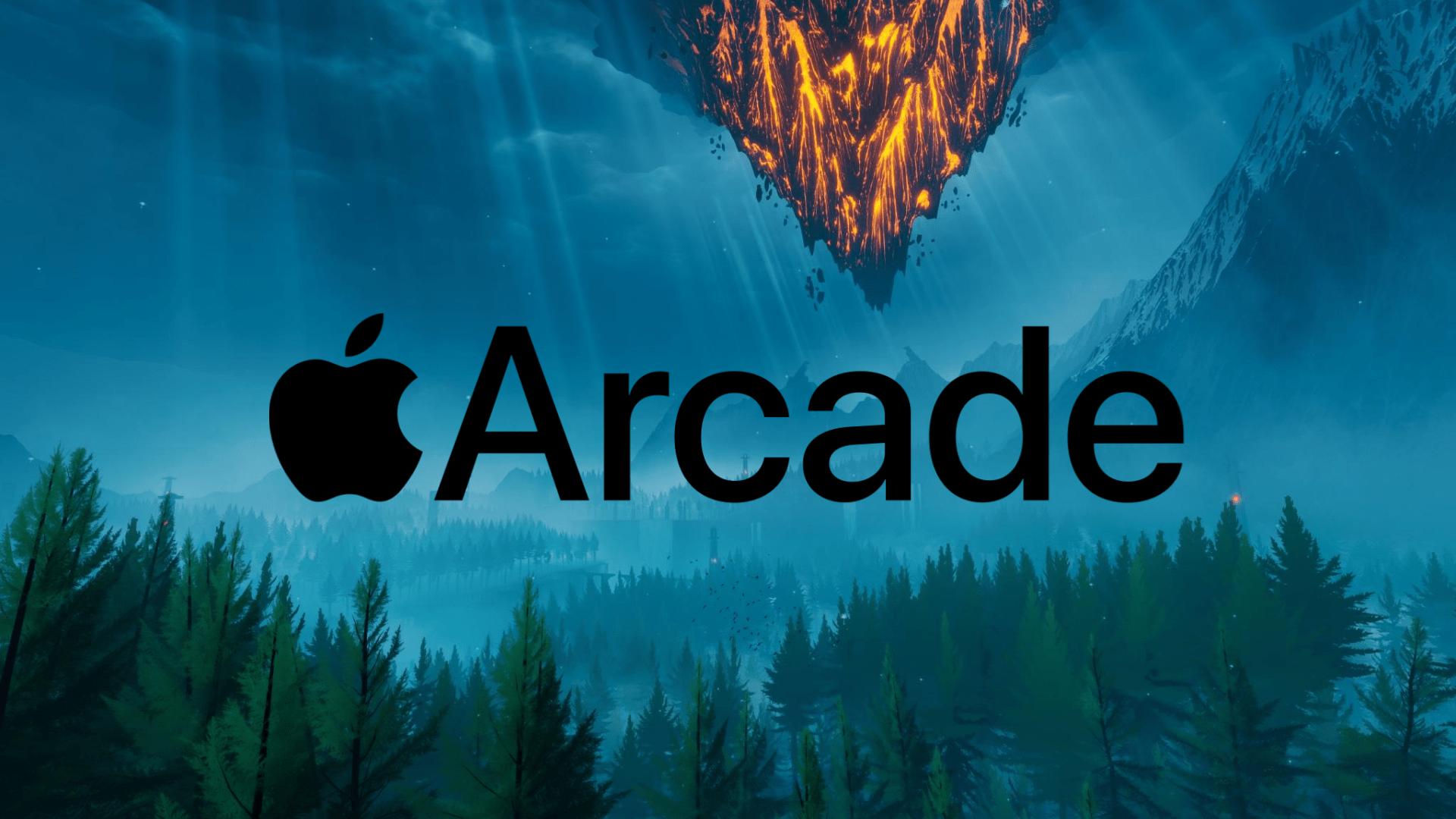 November・Apple Arcade