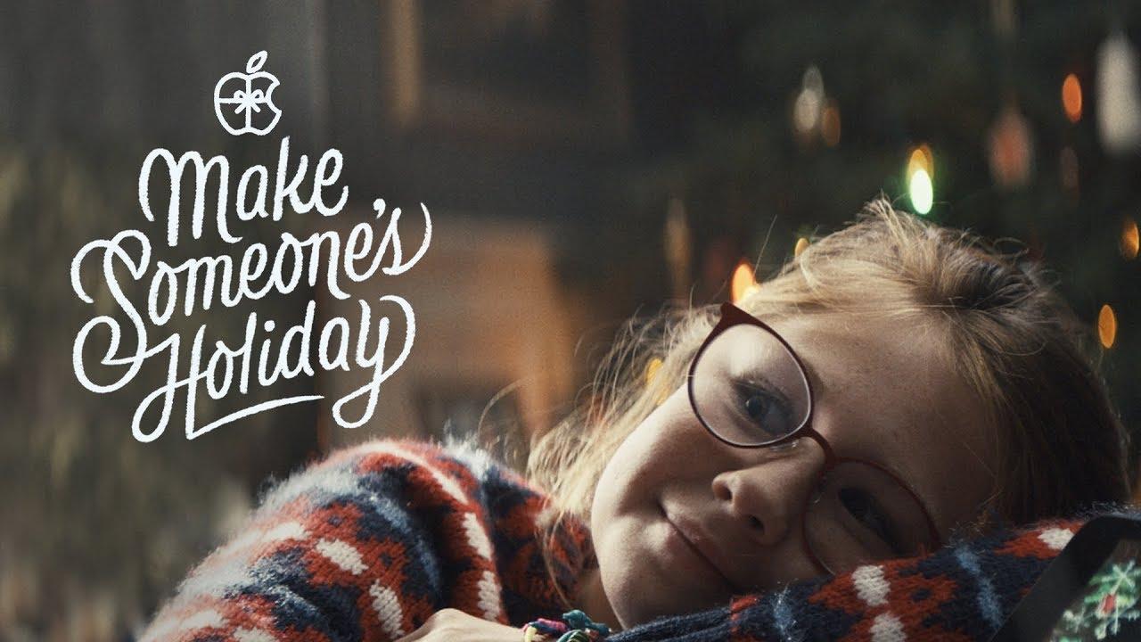 Az Apple kiadta 2019-es karácsonyi reklámját