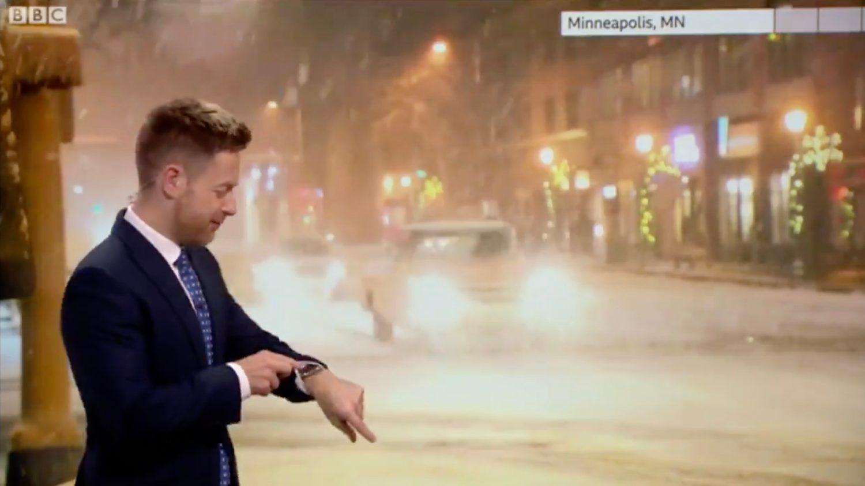 Siri nem értett egyet a meteorológussal