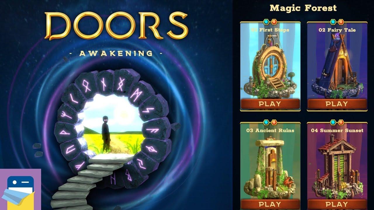 Doors: Awakening・Ismerkedő