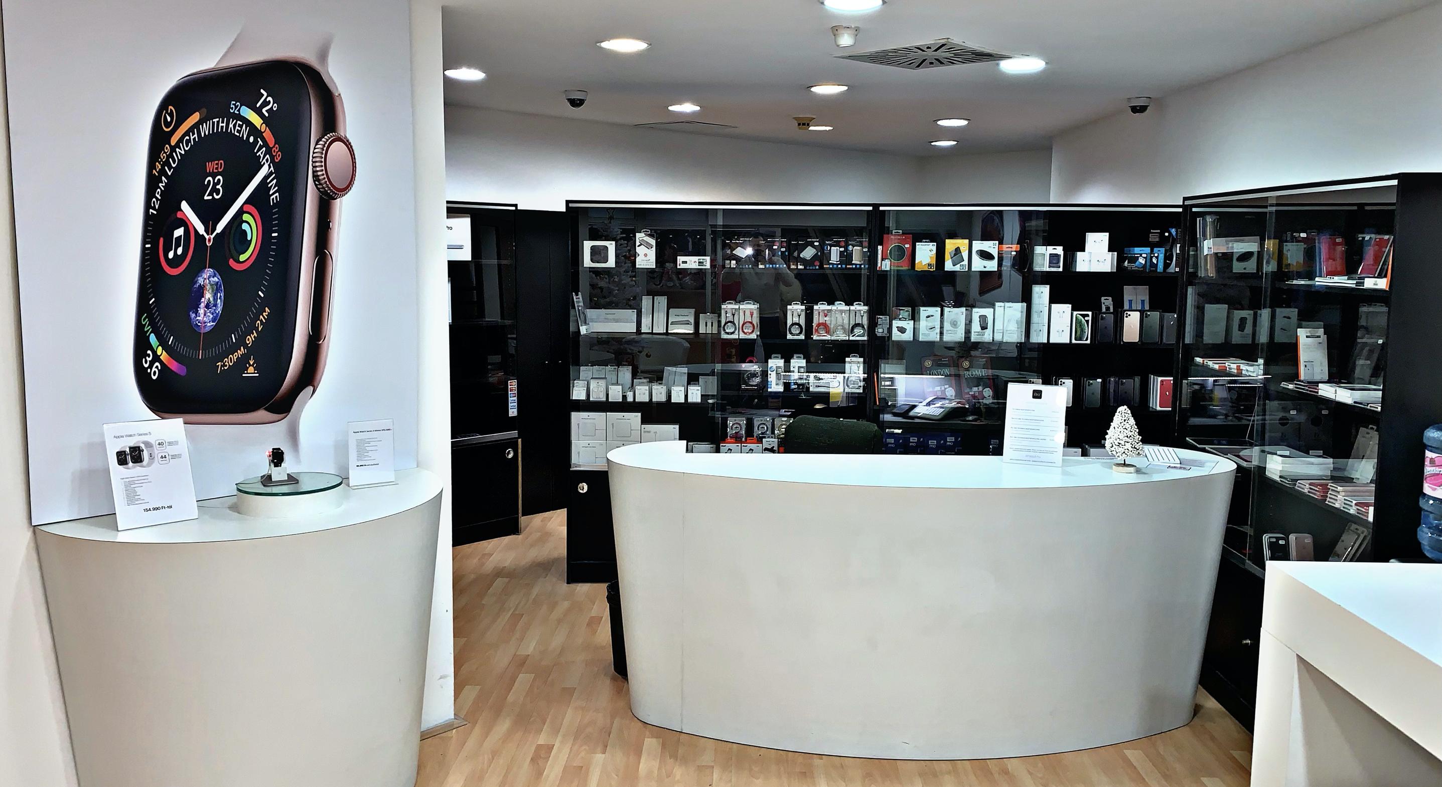iBro' Store and Service, egy remek Apple bolt és szerviz Budán, a Rózsadomb szívében