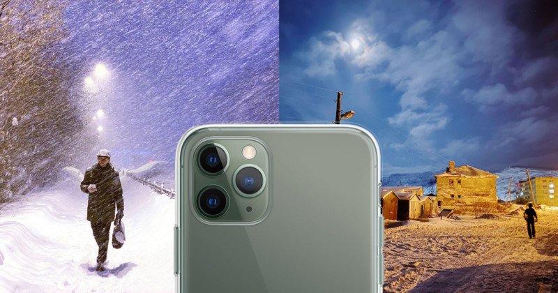 40 napos sötétben tesztelték az iPhone 11 Pro-t