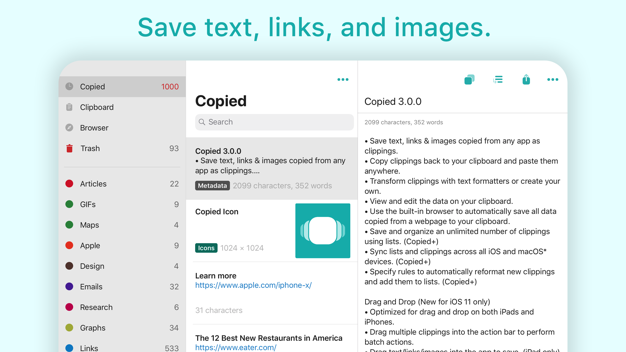 Másolás és beillesztés haladóknak: egy App Store-sztori