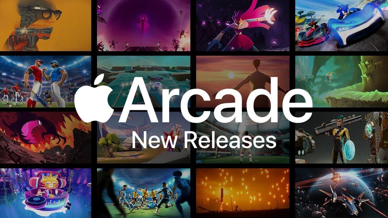 2020 Január・Apple Arcade
