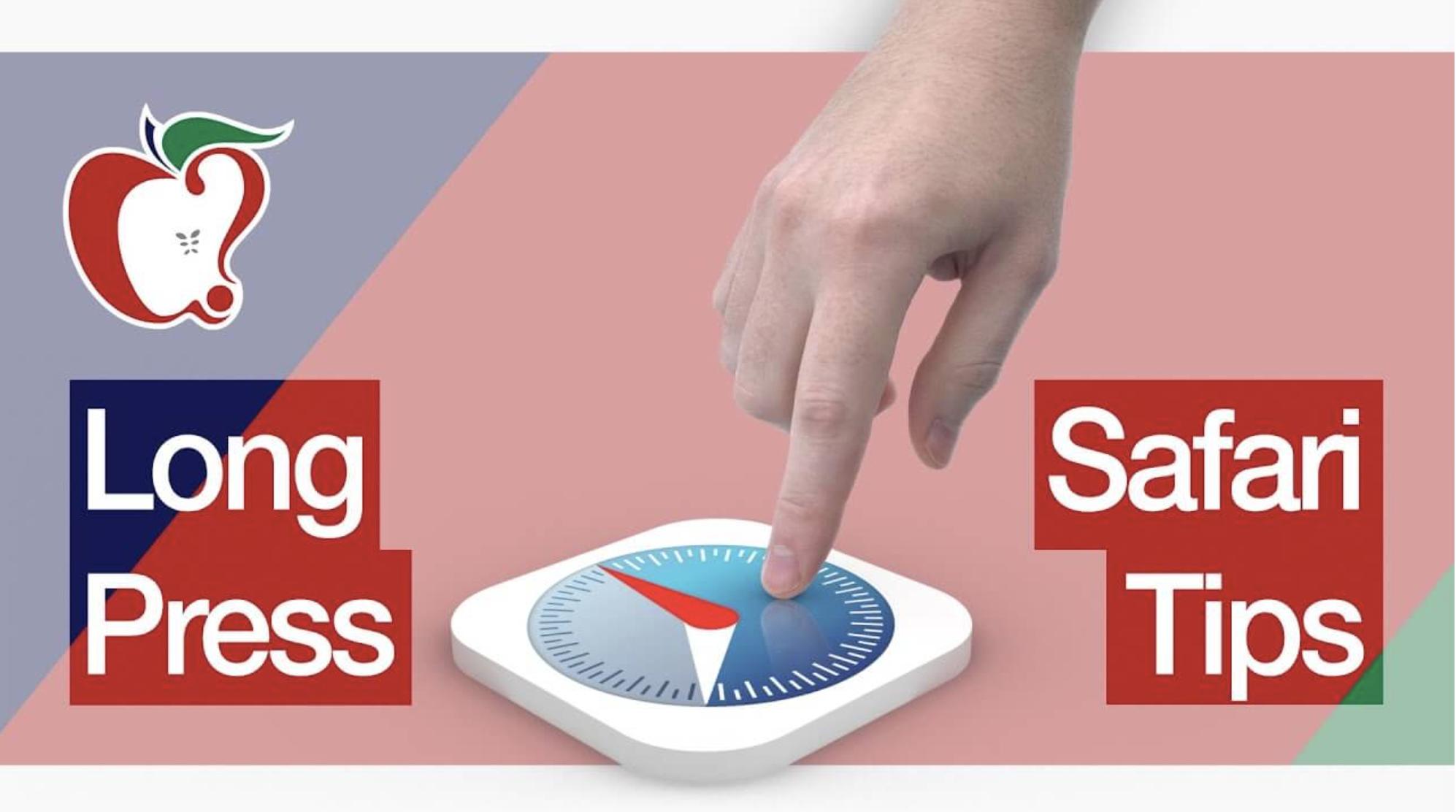 Tíz remek mobil Safari böngésző tipp
