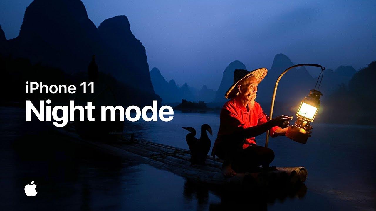 Új videón az iPhone 11 éjszakai módja
