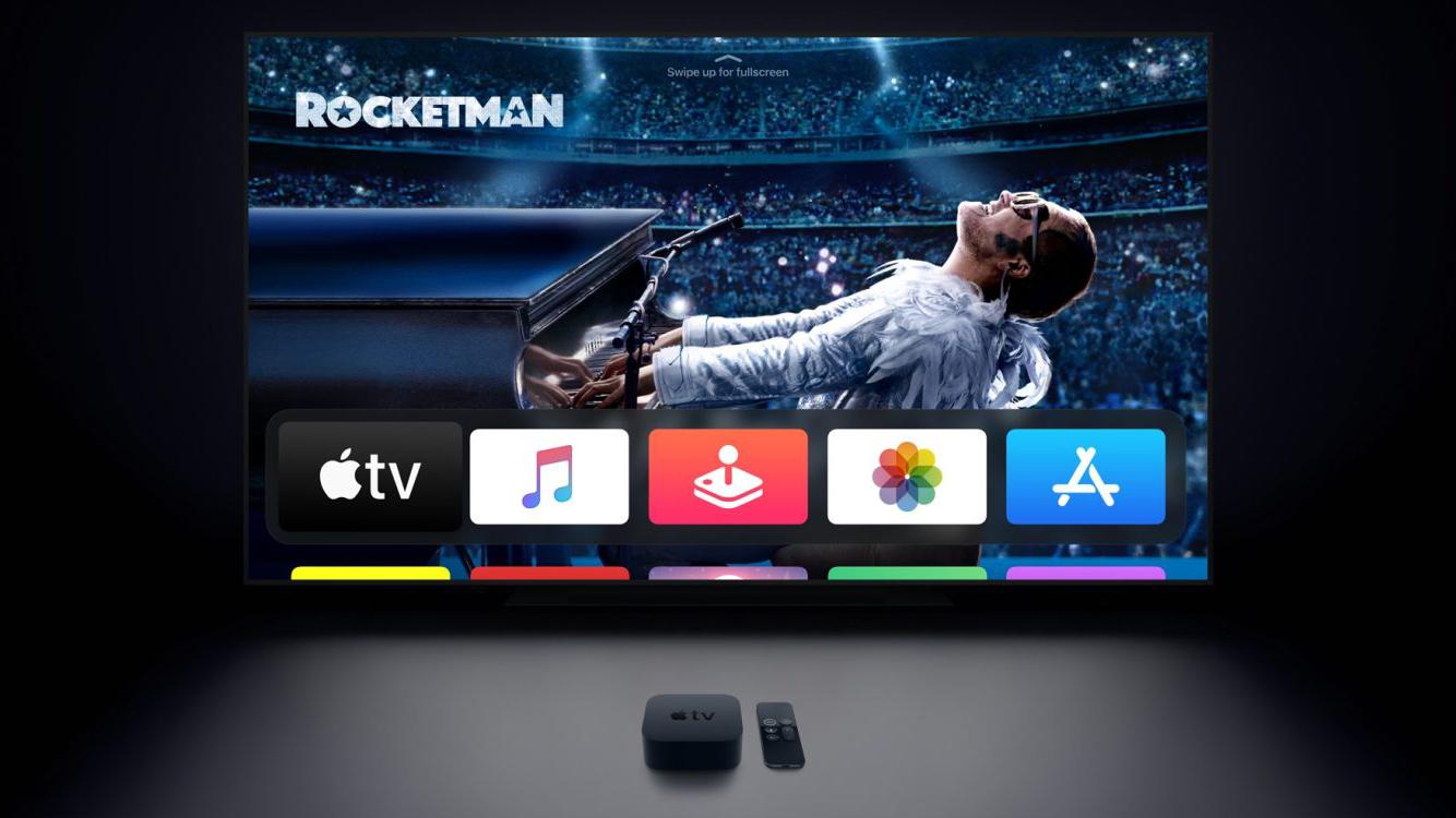 Új Apple TV-n dolgozik az Apple