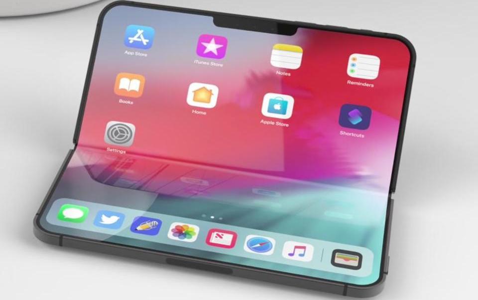 Új Apple szabadalmak mutatják meg nekünk a jövő iPhone-jainak elképesztő, hajlítható dizájnját