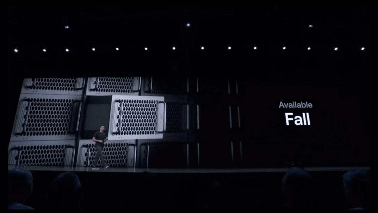 Infók a Mac Pro rack változatáról
