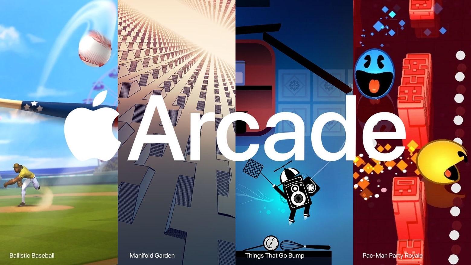 2020 Február・Apple Arcade