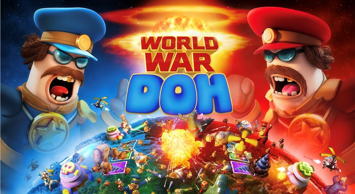 World War Doh・Tesztlabor