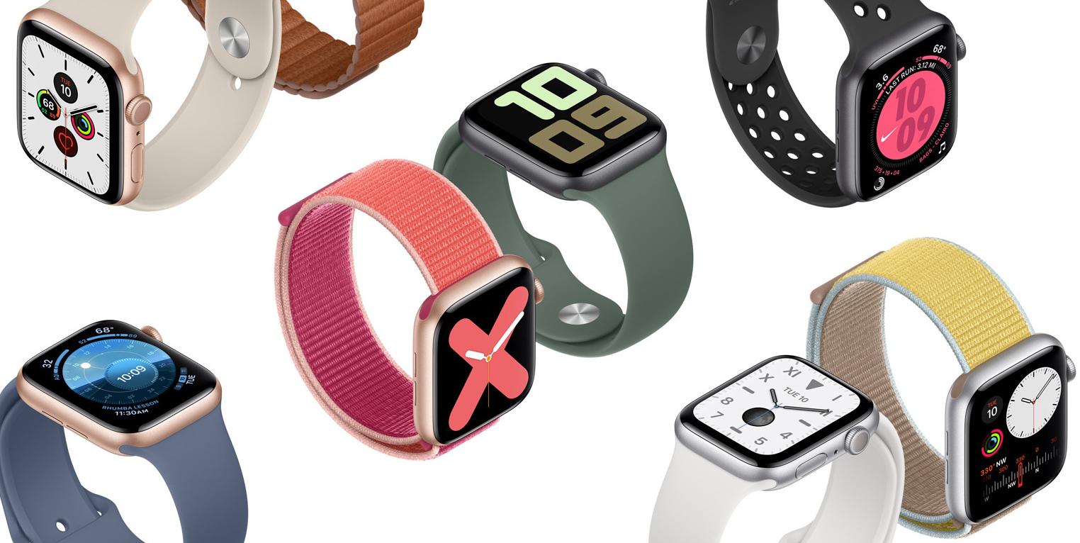 Újdonságdömping az Apple új okosórájában